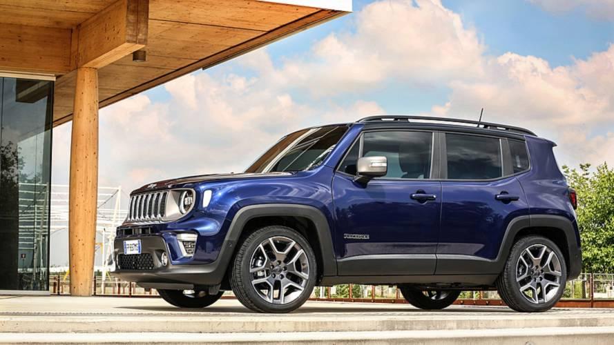 Jeep Renegade restyling, in concessionaria a luglio da 22.000 €