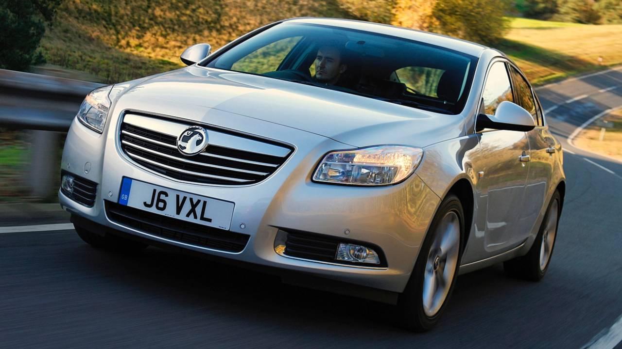6. 2011 Vauxhall Insignia Hatchback Petrol Manual