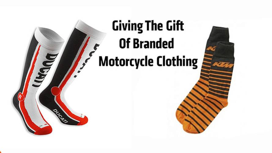 Giving The Gift Of Branded Motorcycle Clothing