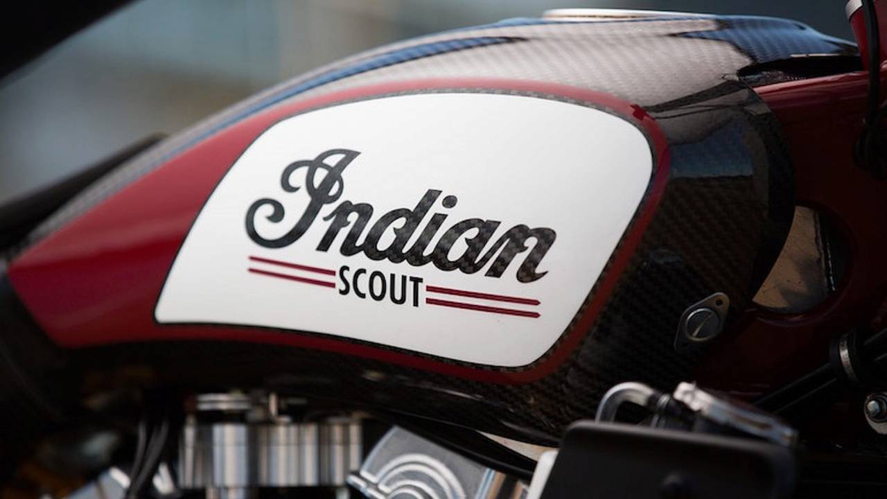 Indian Scout FTR750 Flat Tracker Revealed
