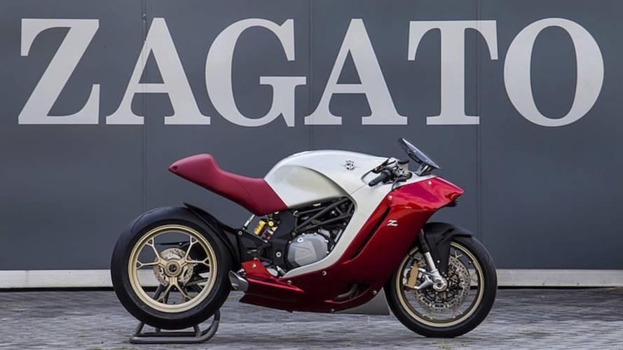 MV Agusta F4Z Zagato Unveiled