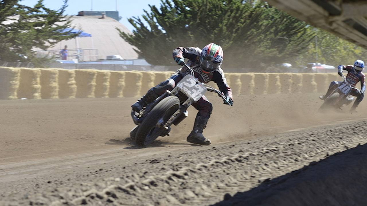 RideApart Attends 2016 Flat Track Finale, Falls in Love