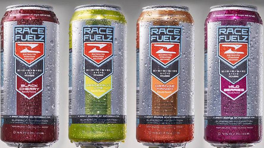 What Fuelz You? RaceFuelz Sports Drink Review