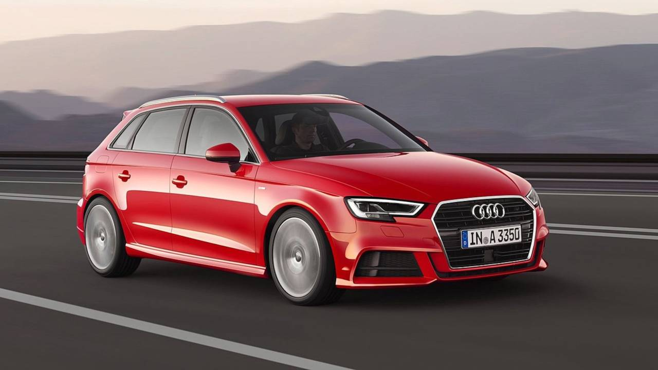 Audi A3 S line 2018