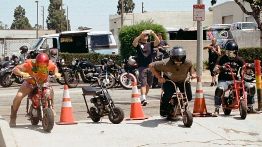 World Outlaw Minibike Championship - Secret Location