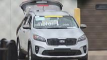 Kia Sorento Diesel Spy Shots