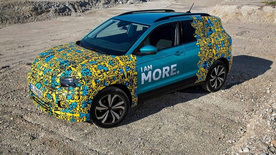 Sigue en directo el estreno del Volkswagen T-Cross 2019
