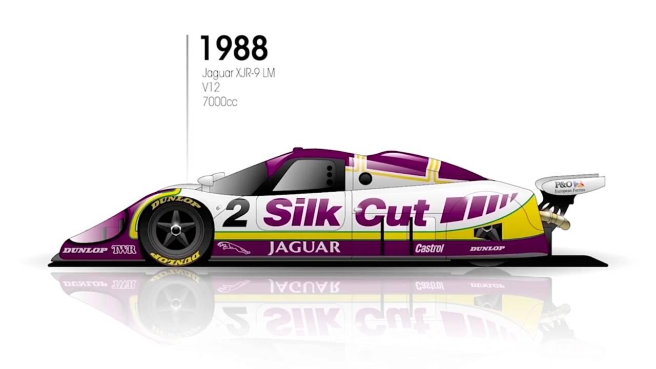 1988: Jaguar XJR-9LM