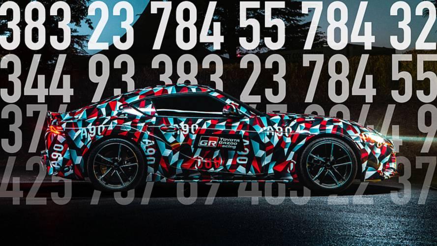 Supra Motor Math