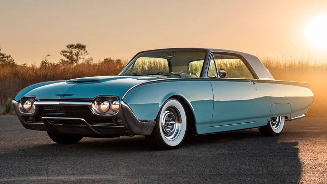 1962 Ford Thunderbird Custom - $20,000
