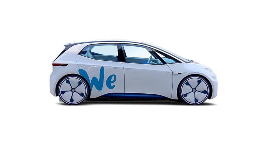 """Volkswagen va lancer un service d'autopartage """"0 émission"""""""