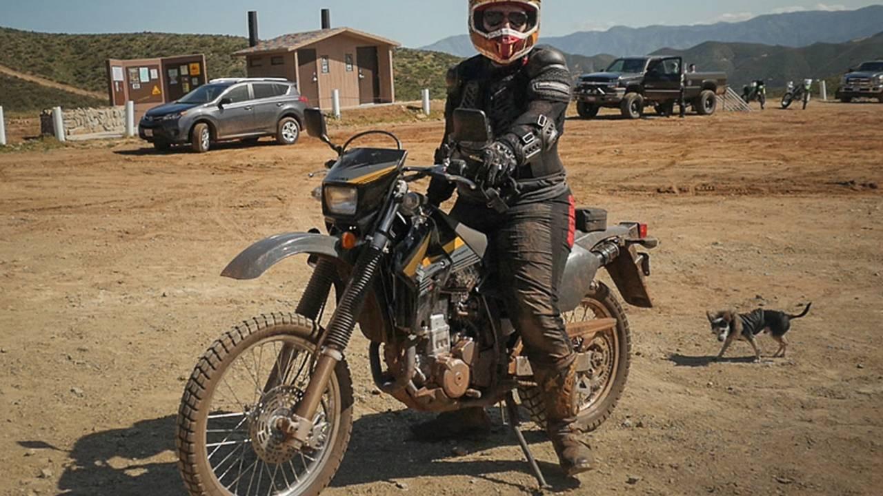 The Capable Sleeper: Suzuki DRZ400S — Family Dirt Day