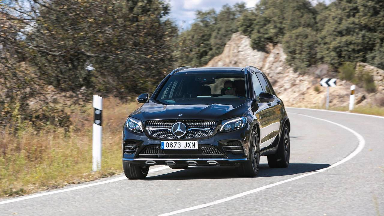 Mercedes-AMG GLC 43 4MATIC 2018