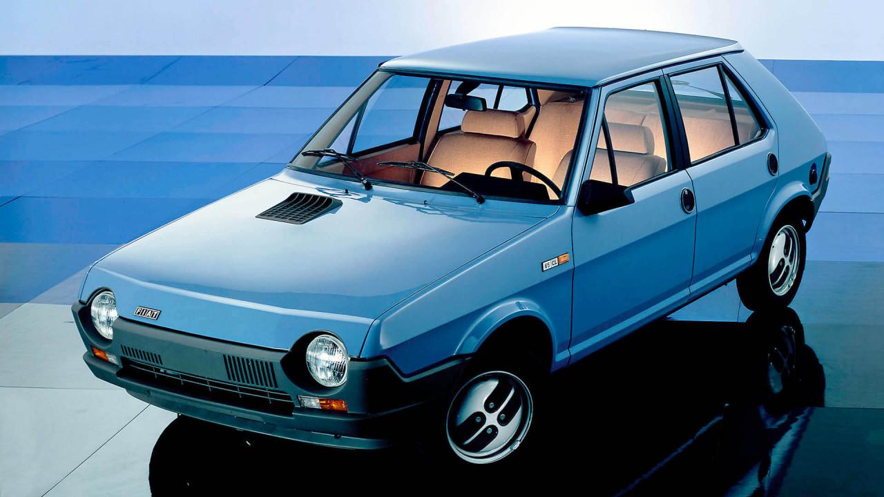 40 Jahre Fiat Ritmo