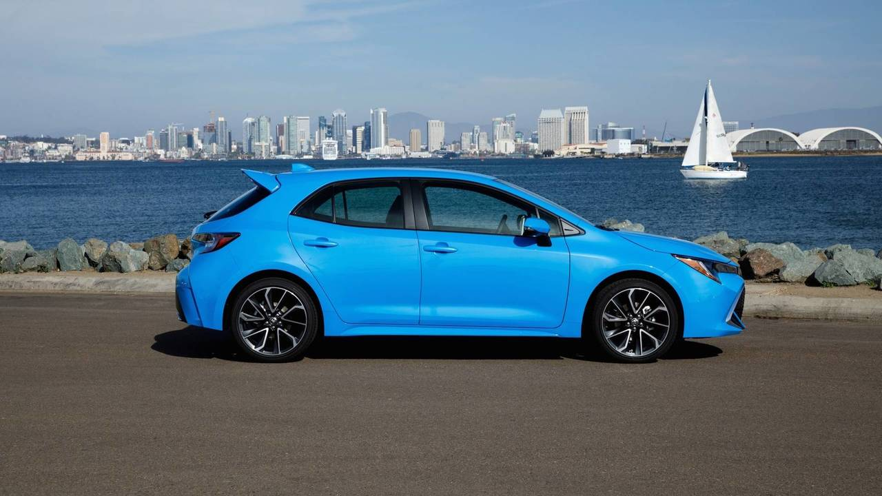 Certified Auto Sales >> 2019 Toyota Corolla Hatch Starts At $19,990, Gets Up To 42 MPG