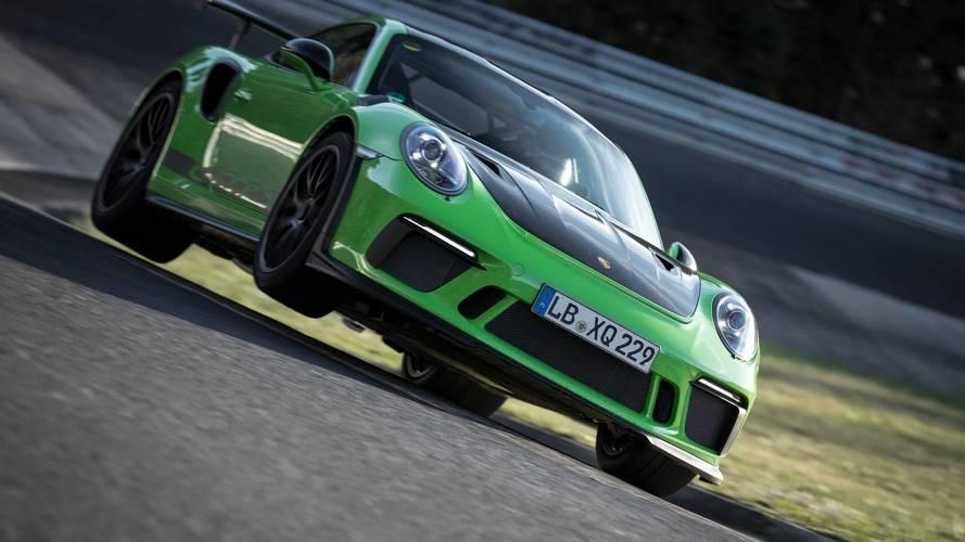 Porsche 911 GT3 RS (6'56''40)