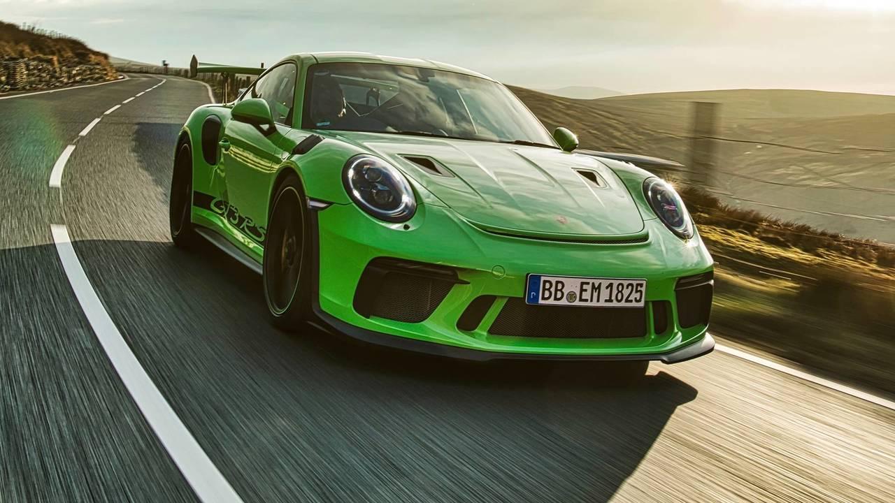 13. 2018 Porsche 911 GT3 RS - 1:20.4