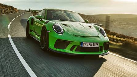 New Porsche 911 GT3 RS To Have Larger Naturally Aspirated Engine
