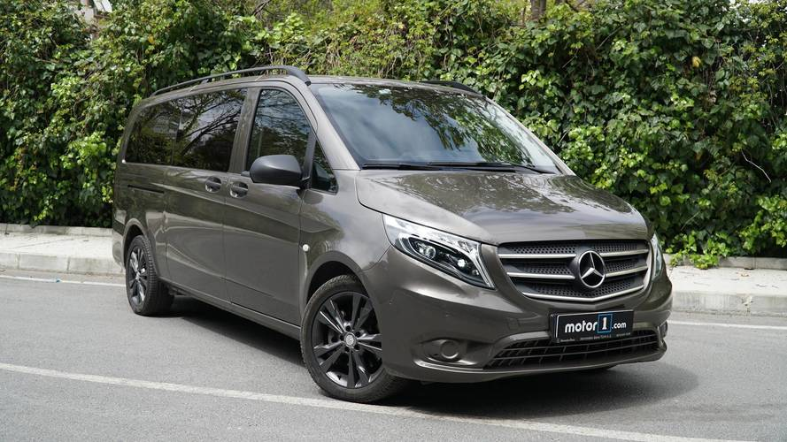 Mercedes ticari araçlar yılı avantajla kapatıyor