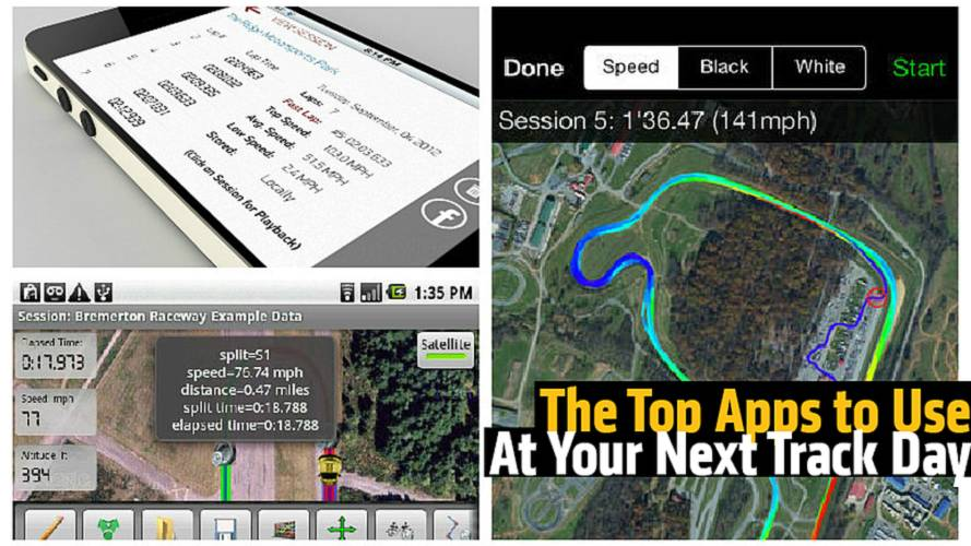 The Top Apps to Use On Your Next Track Day