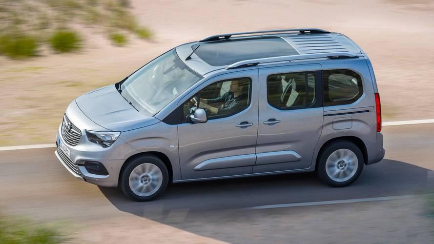 Probamos el Opel Combo 2018... ¡en parado!