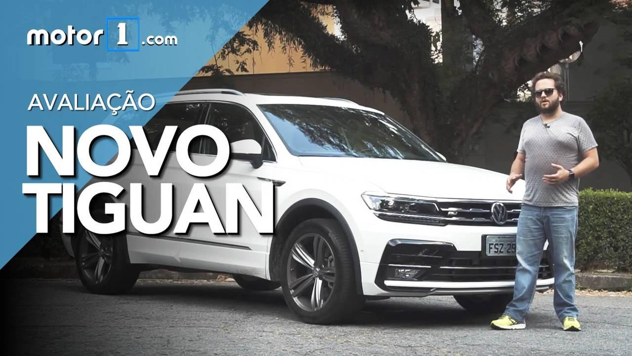 Vídeo - Novo Tiguan R-Line