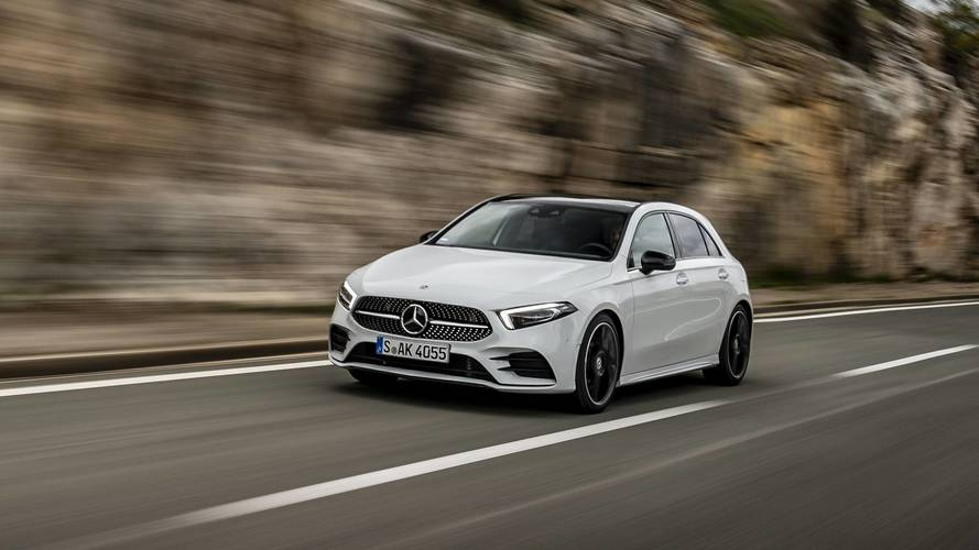 """Mercedes A-Class Gets """"State-Of-The-Art"""" Diesel Engine In Europe"""