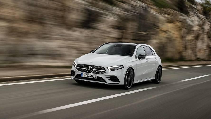 Mercedes A-Serisi, son teknoloji bir dizel motora sahip olacak