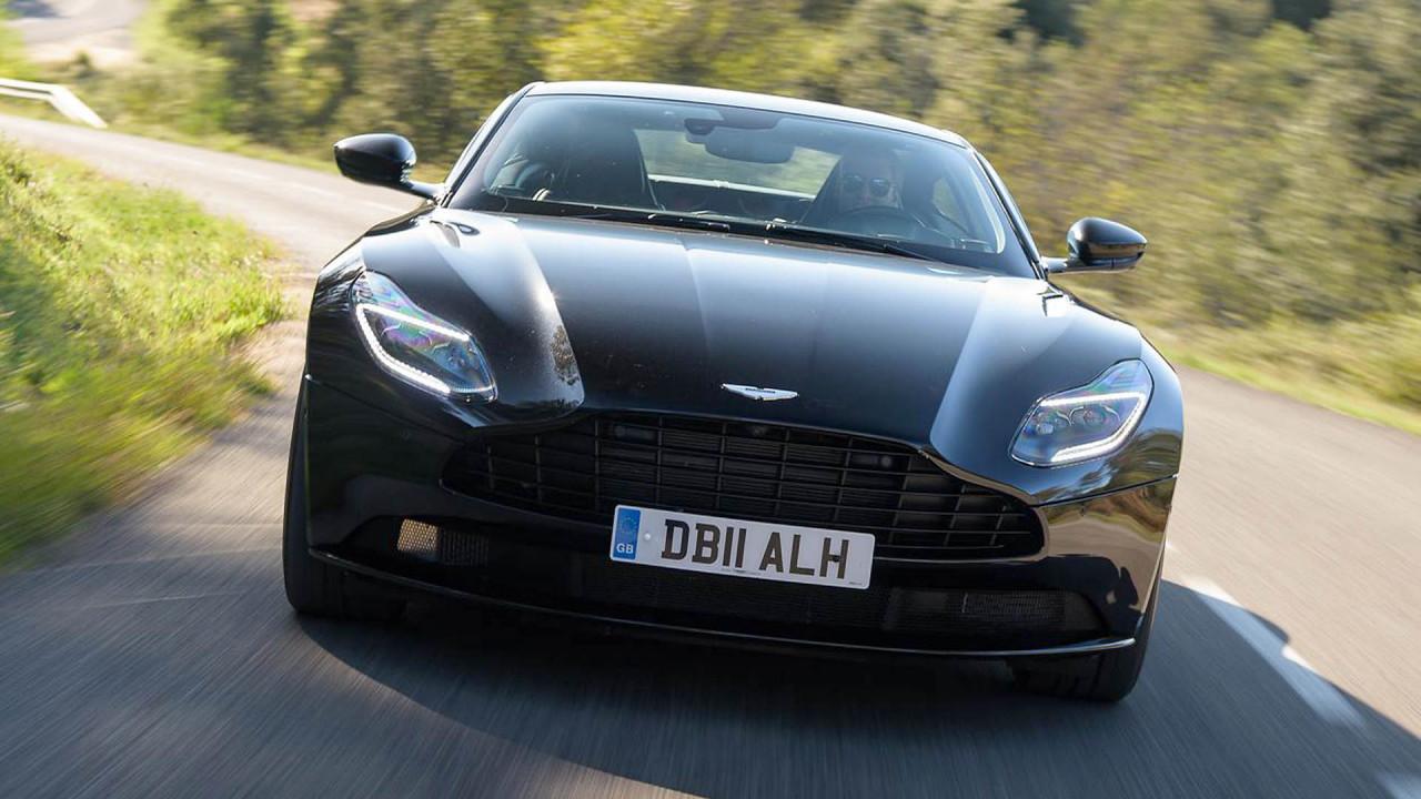 Aston Martin DB11: Mercedes-AMG