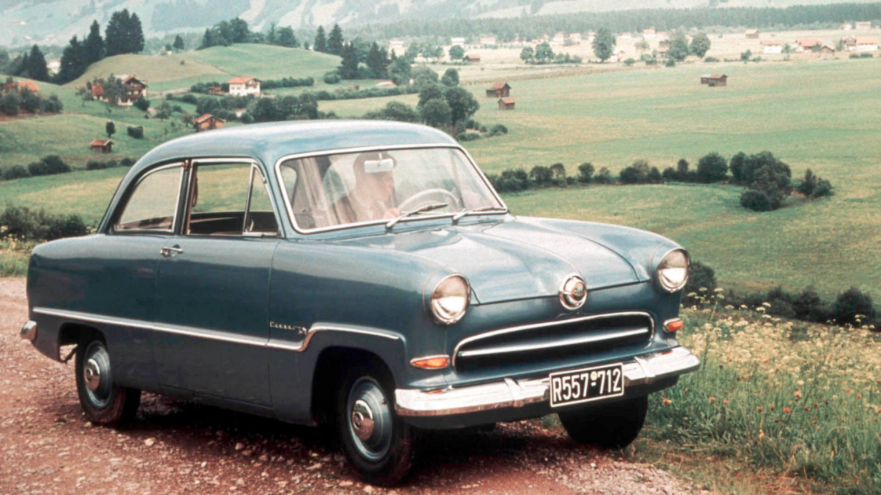 "Ford 12M: ""Weltkugel-Taunus"""