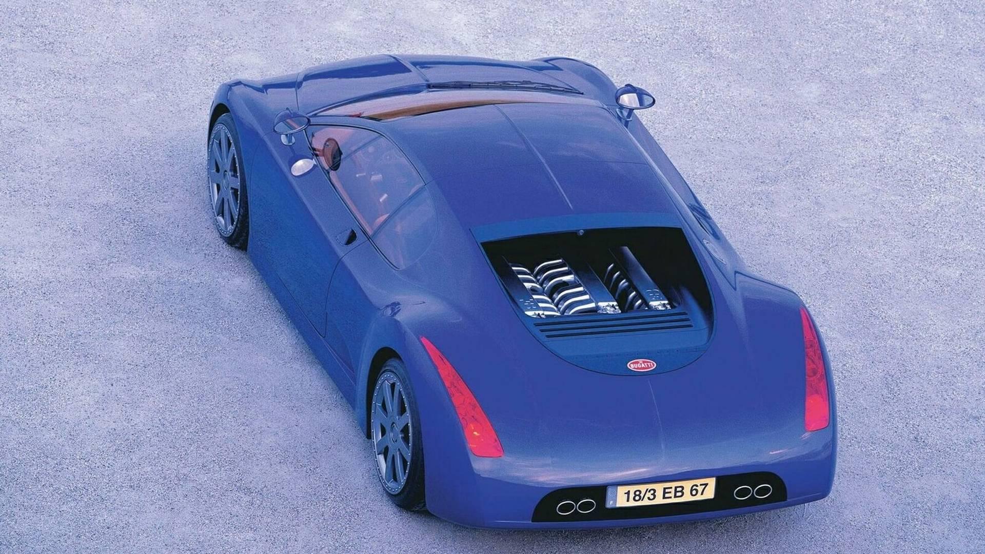 Bugatti 18 3 chiron