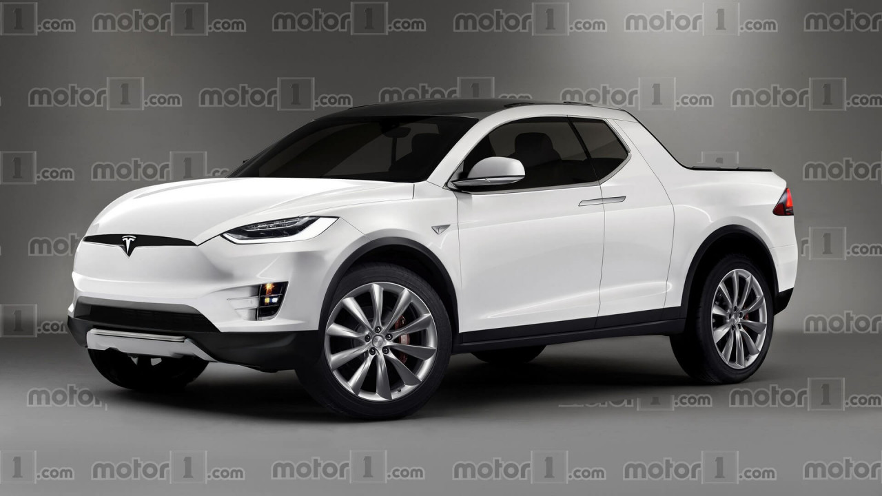 Tesla Pick-up – 2020