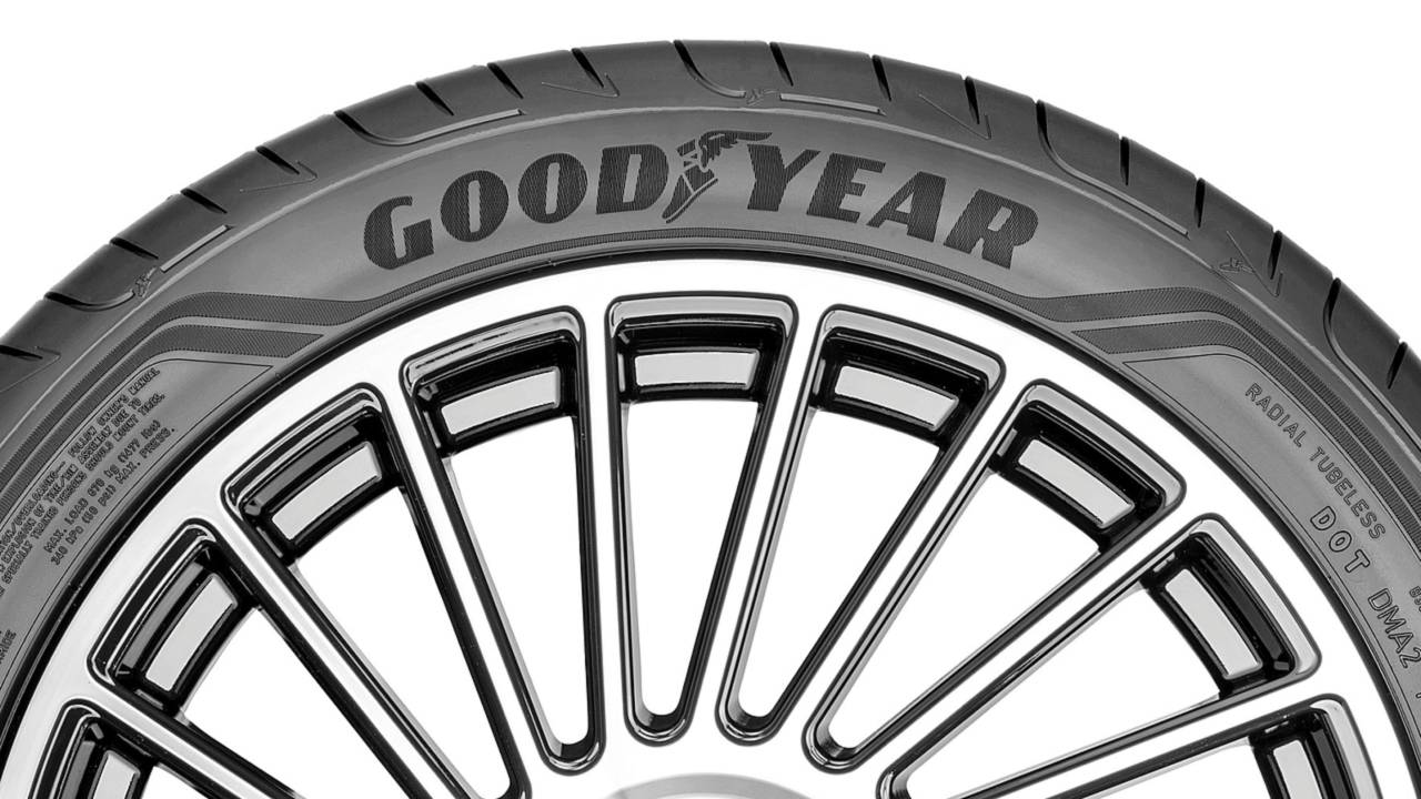 Goodyear Eagle Asymetric 3