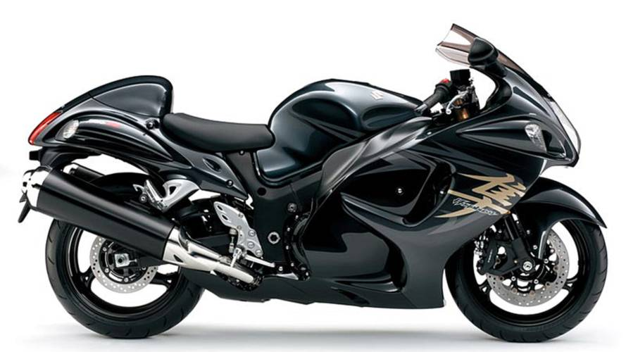 Suzuki to Discontinue the Hayabusa?