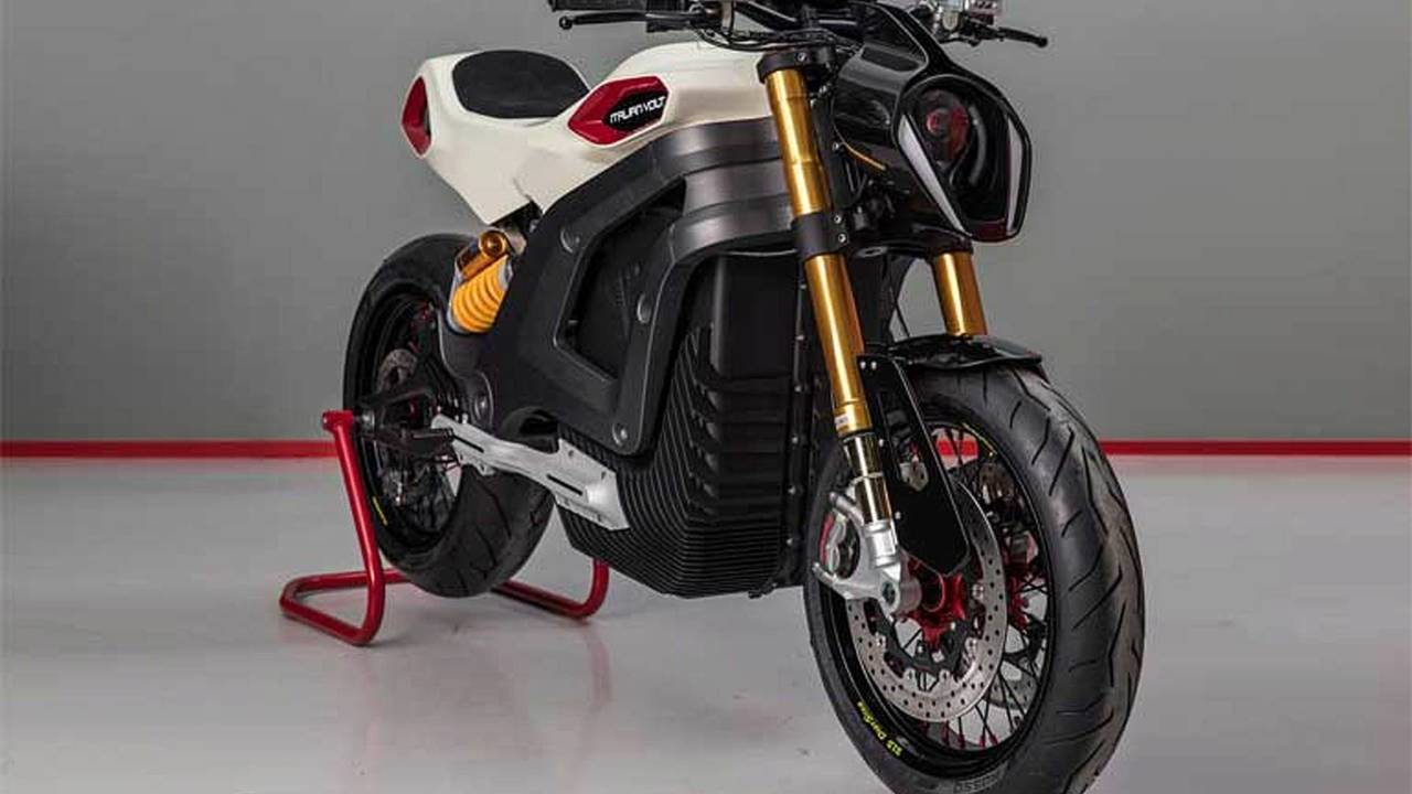 Italian Volt Offers Awesome Looking Electric Motorcycle