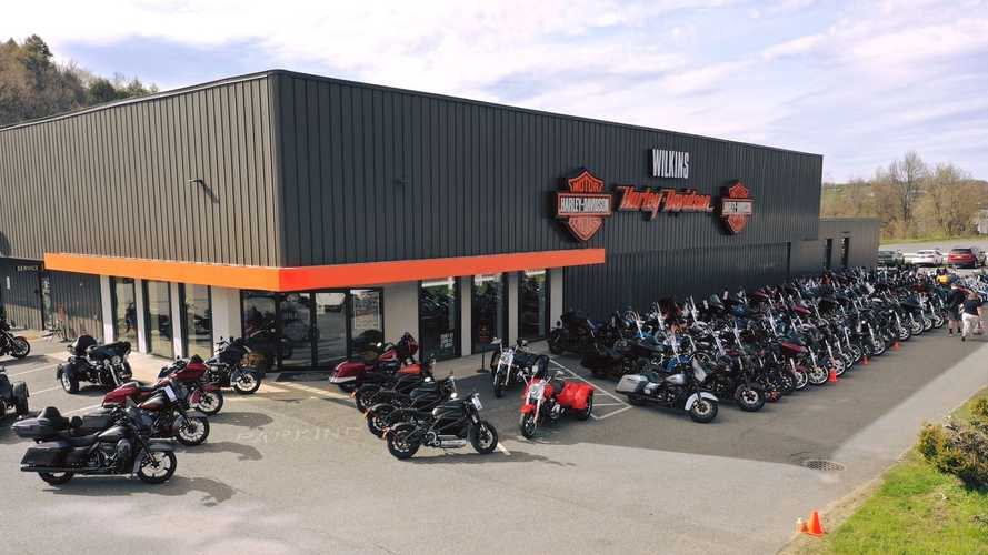 Vermont Harley-Davidson Dealer Gives Away Bikes To Those In Need