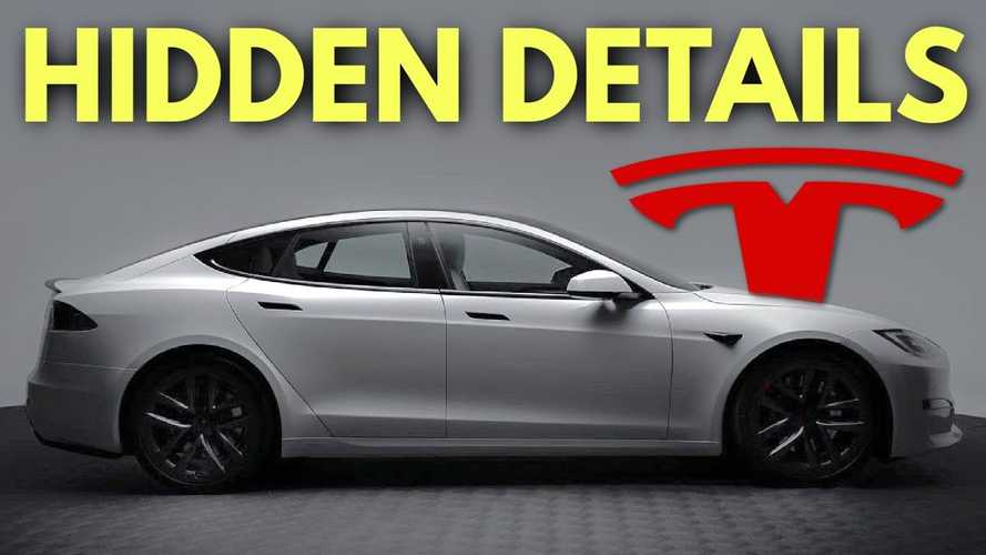 What In The Heck Is Tesla Hiding About The Model S Plaid?