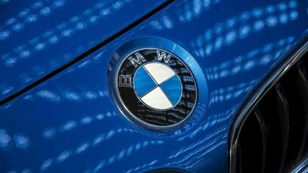 Il logo BMW