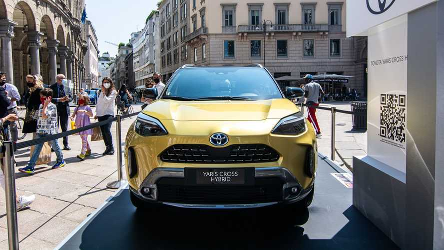 Toyota Yaris Cross al MIMO 2021