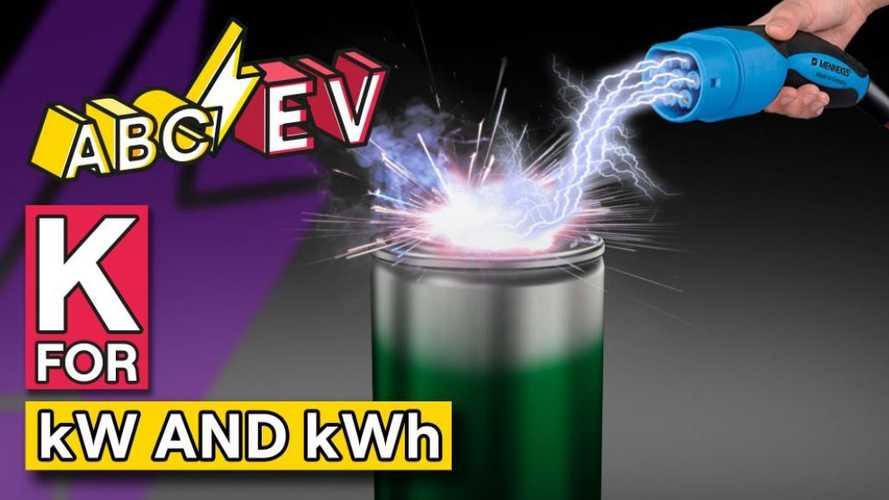 The ABCs Of EVs: K For kW And kWh