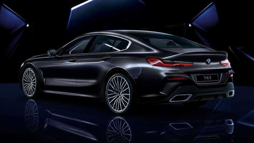 BMW Serie 8 Gran Coupé Collector's Edition