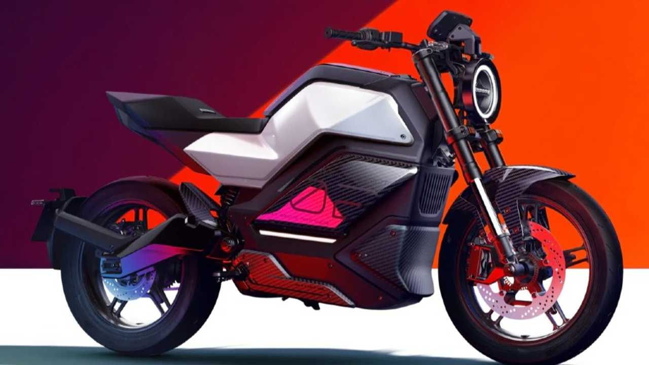 Check Out The Production-Ready NIU RQi Electric Motorcycle