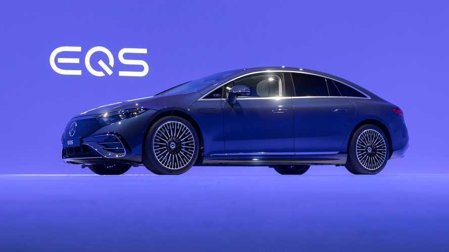 Mercedes EQE ve EQS'in SUV versiyonları çok daha farklı görünecek
