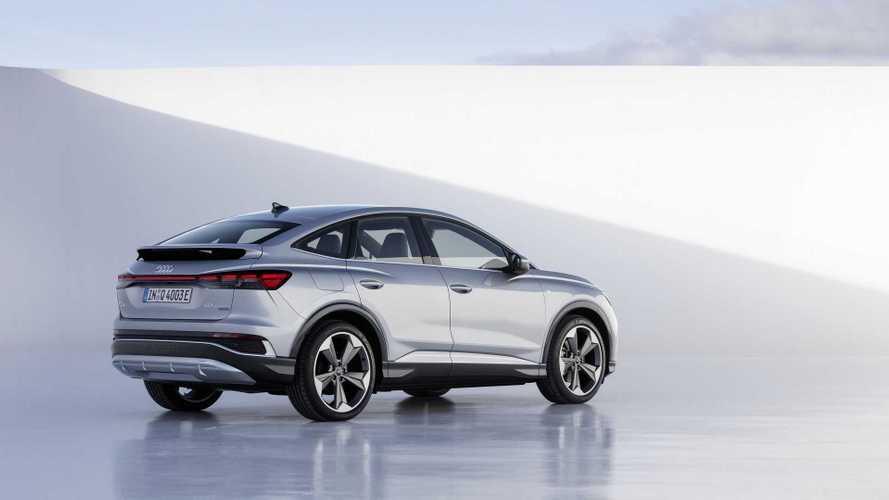 Audi Q4 e-tron, i prezzi del SUV elettrico compatto