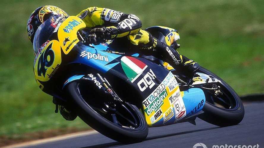 Il y a 25 ans : Valentino Rossi dispute son 1er Grand Prix