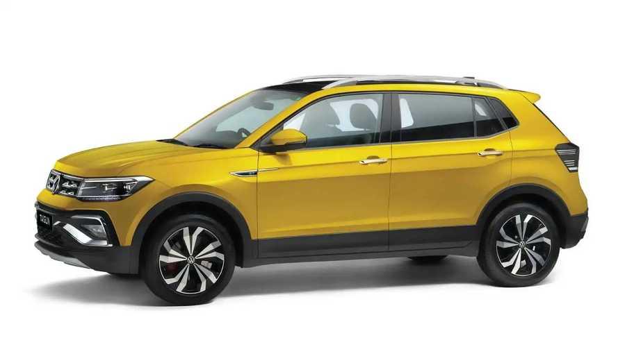 Volkswagen Taigun - Índia