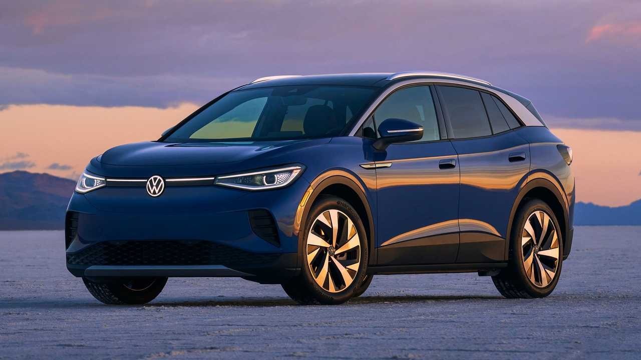 The 2021 VW ID.4