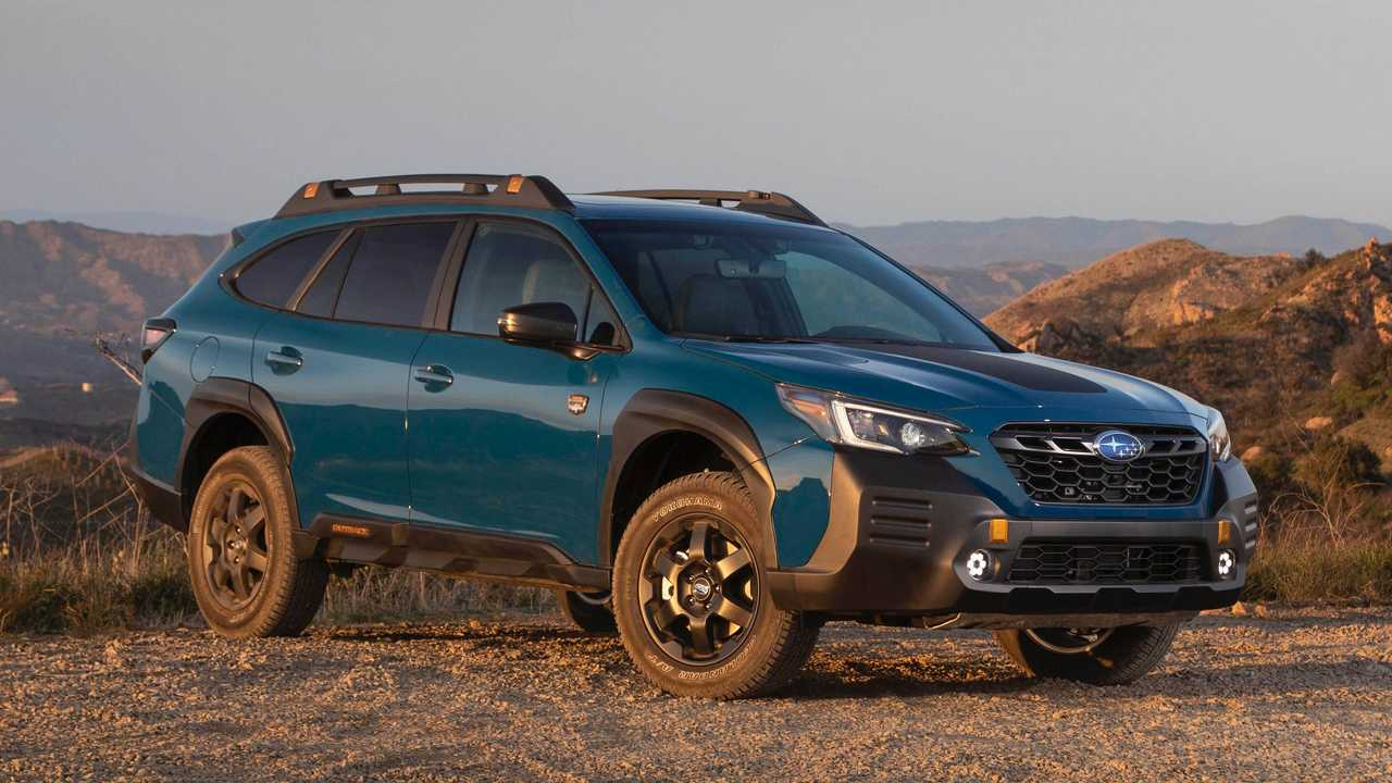 Subaru Outback Wilderness Edition 2021