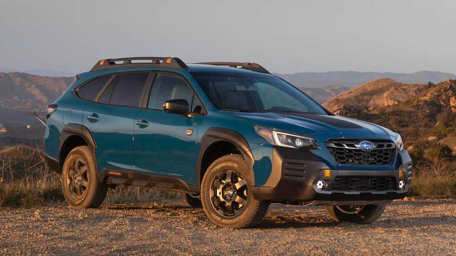 2022 Subaru Outback Wilderness Edition