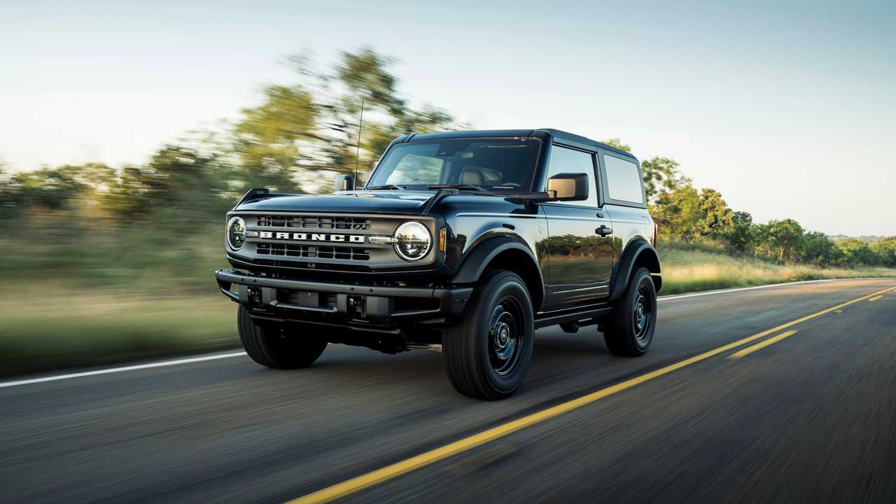 Unterwegs mit dem neuen Ford Bronco in den USA